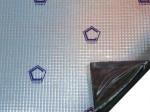 Виброизоляционный материал Стандарт Изопласт Plus 2,0, 750х530мм х 2,0мм