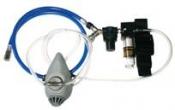Полумаска активной вентиляции защитная Walcom