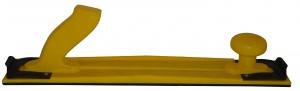 Купить Ручной длинный шлифовальный рубанок ВАЙТ H1, 400х70мм, пластиковый, желтый - Vait.ua