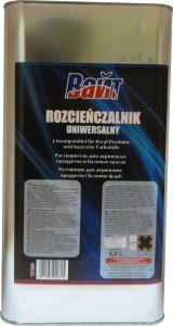Купить Растворитель стандартный ВАЙТ к акриловым и базовым продуктам, 5л - Vait.ua