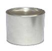 Банка металлическая для лакокрасочной продукции, 0,5л