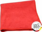 Салфетка полировальная из микрофибры MENZERNA красная, 40 х 40см, мягкая
