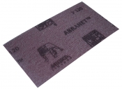 Абразивный лист Mirka Abranet на сетчатой основе, 115x230мм, P80