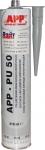 040303 Герметик шовный APP PU50 (310мл) черный полиуретановый (кузовной)