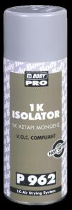 Купить Быстросохнущий аэрозольный грунт-изолятор Body 962 BAR COAT, 400мл - Vait.ua