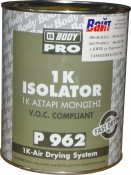 Быстросохнущий грунт-изолятор Body 962 BAR COAT, 1л