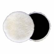 Полировальный диск Menzerna Ø 150 мм из натуральной овчины (на липучке)