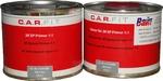 Эпоксидный грунт CARFIT (0,5л) + отвердитель (0,5л), 1:1