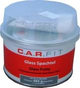 Шпатлёвка 2К полиэфирная со стекловолокном CAR FIT GLASS, 0,5 кг