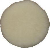 Полировальный круг из шерсти (стриженная овчина) Cartec, диаметр 150мм (на липучке)