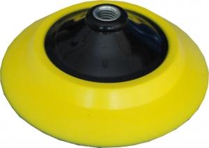 Купить Мягкая нейлоновая оправка Corcos с резьбой, для полировальных кругов, d147мм - Vait.ua