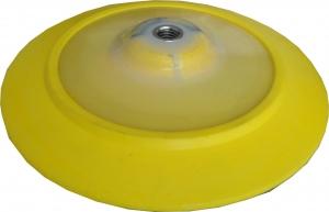 Купить Мягкая нейлоновая оправка Corcos с резьбой, для полировальных кругов, d198мм - Vait.ua