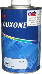 Купить DX-44 Быстросохнущий двухкомпонентный акриловый лак MS Duxone®, 1л - Vait.ua