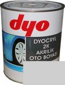 """VW R902 Акриловая 2К автоэмаль DYO """"Grauweiss"""" в комплекте с отвердителем"""