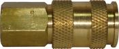 """EC30F SUMAKE 3/8""""(f) Быстроразъем для пневмосистемы"""