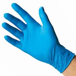 Купить Перчатки нитриловые NITRO, размер L (упаковка 100 шт.)  - Vait.ua