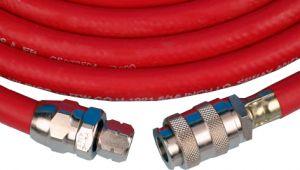 Купить Воздушный шланг DeVilbiss (10м, d=9мм) в комплекте с быстросъемным соединением - Vait.ua