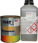 Грунт протравливающий Ivat Wash Primer 1:1, 1л + отвердитель 1л