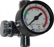 Регулятор давления с манометром IMPACT CONTROLLER 2 - W/CARD Anest Iwata