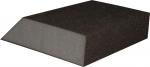 Абразивный блок KAEF скошенный с одной стороны, серия 300, K100 (P220)