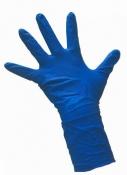 Перчатки латексные защитные ПЛЮС (толстые), размер XL