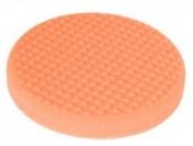Рельефный поролоновый диск Mirka Ø 150мм, оранжевый