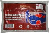Пленка маскировочная полиэтиленовая NCPro прозрачная, 4 х 5м