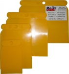 NCPro 14010 Набор пластиковых шпателей NCPro (4 шт./компл.)
