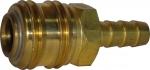 """OC30H SUMAKE 3/8""""(h10) Быстроразъем для пневмосистемы елка 10mm ORION"""