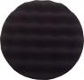 Полировальный круг Corcos со структурной поверхностью W190, супермягкий, черный, d 200х40мм