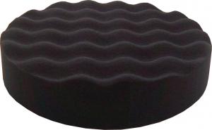 Купить Полировальный круг Corcos со структурной поверхностью W190, супермягкий, черный, d 200х40мм - Vait.ua
