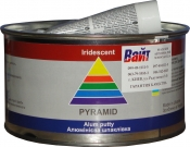 Шпатлёвка с алюминием Pyramid STANDART ALUM PUTTY, 1,85 кг
