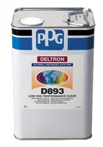 Купить Лак PPG DELTRON Low VOC D893 - HS, 5л - Vait.ua