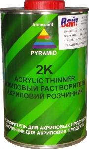 Купить Растворитель акриловый PYRAMID в металлической таре, 1л - Vait.ua