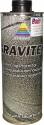 Антигравийное текстурное покрытие PYRAMID GRAVITEX 1л, черное