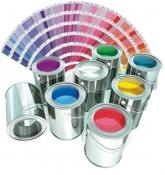 """Изготовление краски по рецепту в миксерной системе """"Sellack"""""""
