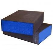 Абразивный блок 4-х сторонний SIA, 98x69x26мм K60 (P150 - 240)