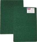 Cкотч-брайт SMIRDEX (серия 925) 150 мм х 230 мм (зерно Р240), зеленый