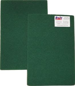 Купить Cкотч-брайт SMIRDEX (серия 925) 150 мм х 230 мм (зерно Р240), зеленый - Vait.ua