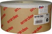Абразивная бумага в рулоне SMIRDEX White Dry (серия 510), 116мм х 50м, Р80