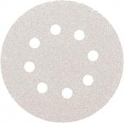 Абразивный диск для сухой шлифовки SMIRDEX White Dry (серия 510), диаметр 125 мм, P40