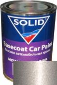"MB 744 Базовое покрытие ""металлик"" Solid ""Mercedes 744 Brilliant Silber"", 0,8л"