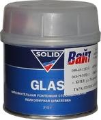 Шпатлёвка усиленная стекловолокном SOLID GLASS, 0,21 кг