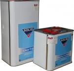 Лак MS Solid Top Clear (5л) + отвердитель (2,5л)