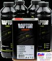 Два комплекта Raptor, 2K защитного покрытия РАПТОР повышенной прочности Truck bed liner, любого цвета, любая фасовка (Комплект 4л или 1л)