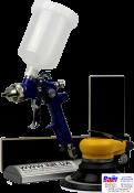 Любой краскопульт + пневматическая шлифмашинка АТ9806 в подарок VTP DV_0010 + VTP DV_0090