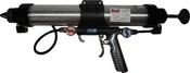 ST-66413 Универсальный пистолет SUMAKE для картриджей и мягких туб, 600 мл, пневматический