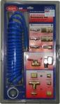 PAK-01 Пневмошланг спиральный полиуретановый SUMAKE с переходниками (16 ед.)