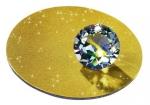 Круг SIACARAT (абразив-алмаз + сетка + губка) d150мм, Р1000