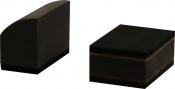 """Комплект оправок """"Вайт"""" (серия """"VTP"""") под абразивную бумагу, вид M+R mini, ''Profi'', 2шт, M - 68x45x28, R - 62х32х40х24"""